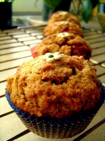 muffiny z truskawkami 3
