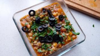 Fakes soupa – grecka zupa z soczewicy