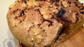 Chleb cytrynowy