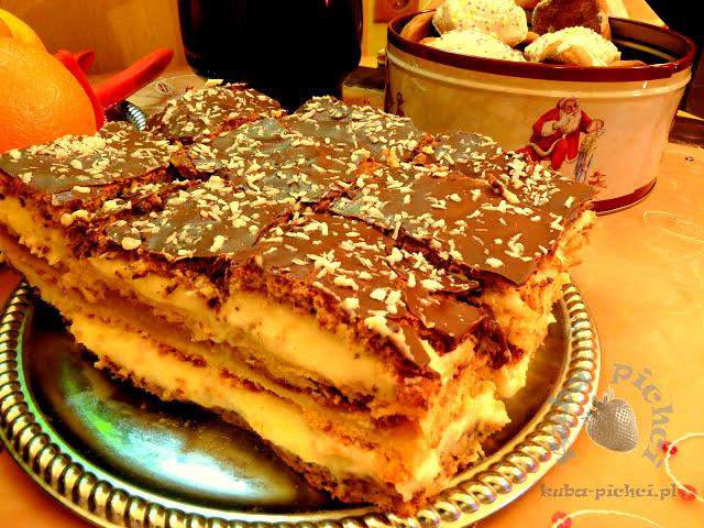 Ciasto Jablkowo Orzechowe z