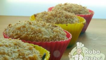 Muffiny krówkowo-kokosowe