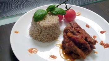 Tokany (tokań) z wołowiny
