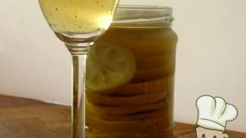 Cytrynowa miodówka