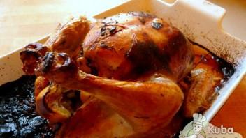 Pieczony kurczak cytrynowo-ziołowy