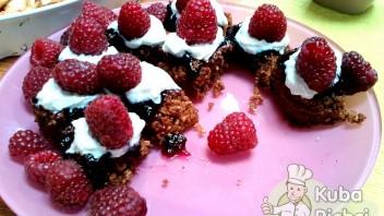 Ciasto otrębowe z mikrofali