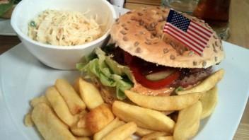 American Bull – USA w centrum Łodzi