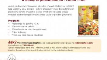 Dzień celiakii w Łodzi