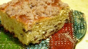 Świąteczne ciasto drożdżowe