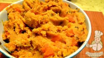 Pasta kanapkowa z pieczonej marchewki