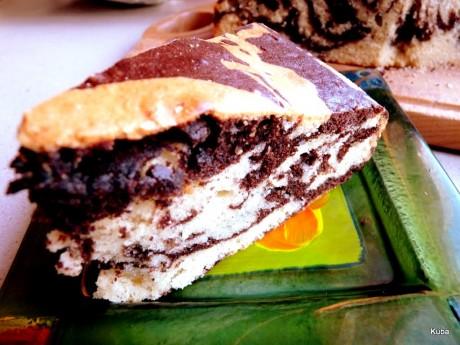 ciasto zebra 1