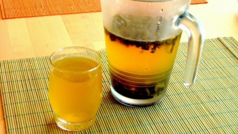Ice tea – mrożona herbata