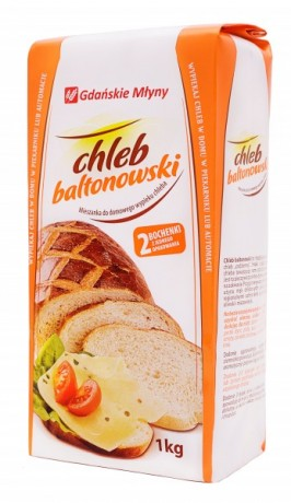 chleb baltonowski mieszanka