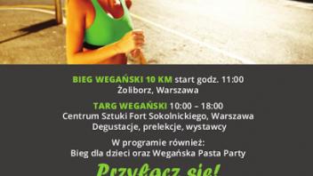 """Światowy dzień wegetarianizmu: Wielki Rodzinny Wege Targ, Bieg Wegański i wykład """"Mięsna Planeta"""""""