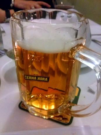 Piwo z browaru Cerna Hora