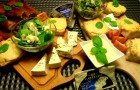 Deska serów Castello