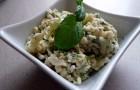 Sałatka z kalafiora gotowanego