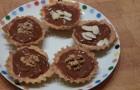 Tarteletki krówkowo-czekoladowe