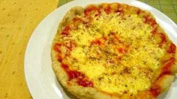 Pizza margherita z multicookera