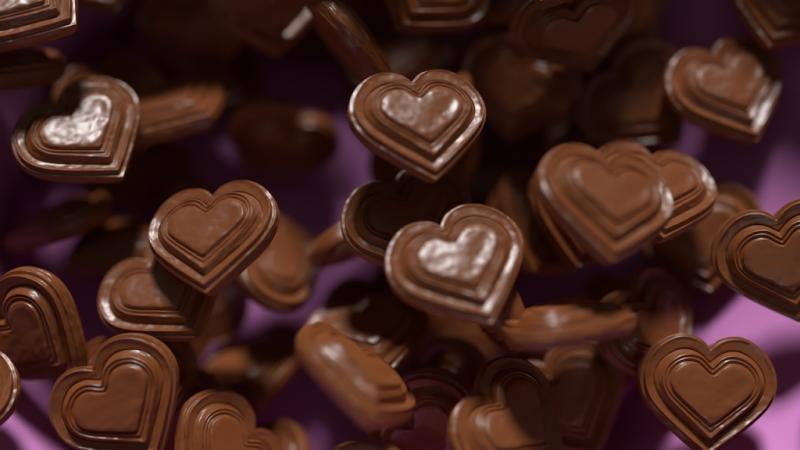 Słodko-gorzka historia czekolady
